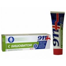 911 BIŠOFIT kūno ir sąnarių gelis-balzamas 100 ml