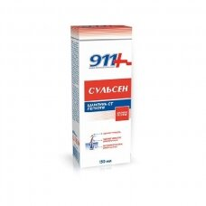 911 šampūnas nuo pleiskanų SULSEN, 150 ml