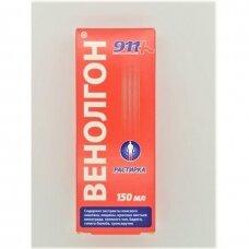 911 Venolgon tinktūra kojoms 150ml