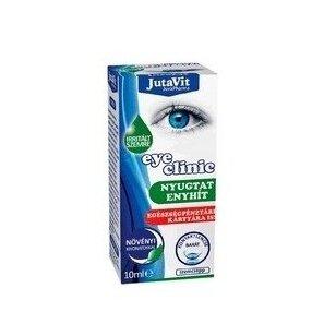 Akių lašai sudirgusioms akims su medetkų ir hamamelio ekstraktais Jutavit 10ml