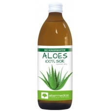 Aloe vera sultys ALTERMEDICA 1000ml Maisto papildas