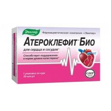 ATEROKLEFIT 250mg N30 (Evalar) Maisto papildas