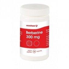 Berberine 300 mg Aconitum kaps. N50