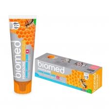 Biomed dantų pasta Propolis 100g.