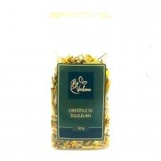 BioVerbena natūrali prieskoninė arbata Ciberžolė su žolelėmis 50g.