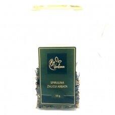 BioVerbena žalioji arbata SPIRULINA 50g.