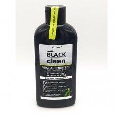 Black Clean burnos skalavimo skystis su bambuko ekstraktu 285ml