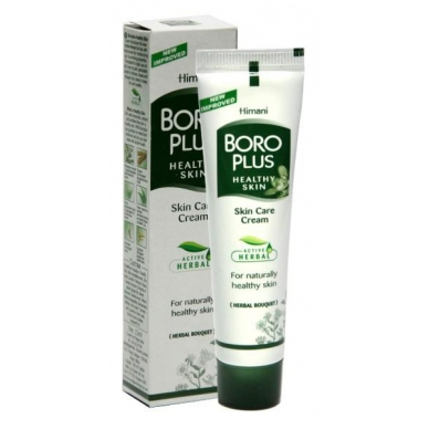 BORO PLUS kremas HERBAL, 25 ml