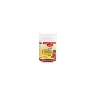 C vitaminas 1000mg  su erškėtuogėmis 45tab