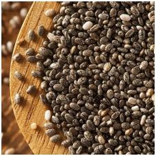 CHIA sėklos, 250 g.