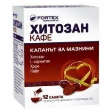 CHITOZAN KAVA milteliai N12