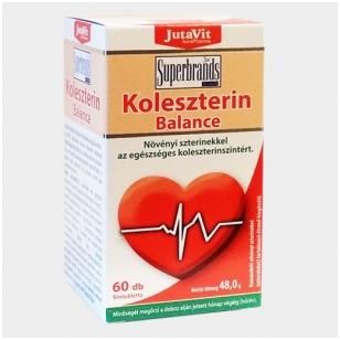 Cholesterolio balansas 60 tab