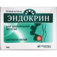 Endokrin Fortex N30
