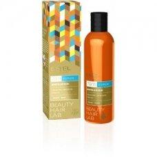Estel Aurum šampūnas plaukų žvilgesiui Nr. 79.11