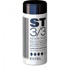 Estel Styling apimties plaukams suteikianti pudra stiprios fiksacijos, 8 g