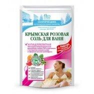 Fitokosmetik Krymo rausva vonios druska -anticeliulitinė, 500 g