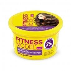 Fitness Model plaukų kaukė STIPRINIMAS IR AUGIMAS, 250 ml