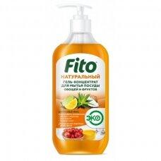 Fito gelis indams plauti koncentruotas citrusų miksas, 490 ml