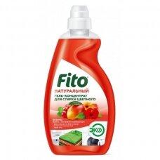 Fito skalbiklis gelinis koncentruotas spalvotiems skalbiniams, 980 ml