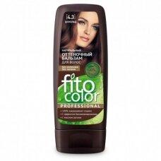 FITOCOLOR atspalvį suteikiantis plaukų balzamas. 4.3 Šokoladas, 140 ml