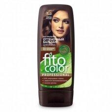 FITOCOLOR atspalvį suteikiantis plaukų balzamas. 5.0 Tamsi rusva, 140 ml