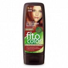 FITOCOLOR atspalvį suteikiantis plaukų balzamas. 5.46 Vario ruda, 140 ml