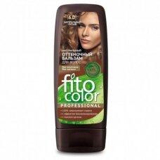 FITOCOLOR atspalvį suteikiantis plaukų balzamas. 6.0 Natūrali rusva, 140 ml