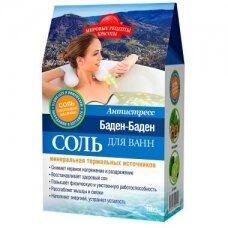 Fitokosmetik Baden-Baden vonios druska, 500 g