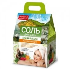 Fitokosmetik Baikalo atpalaiduojanti vonios druska, 500 g