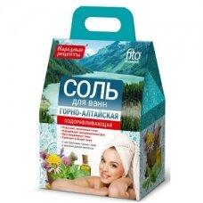 Fitokosmetik Gorno Altaisko vonios druska, 500 g