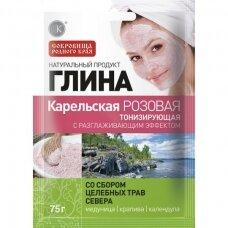 Fitokosmetik Karelijos rausvasis molis, tonizuojamasis, 75 g