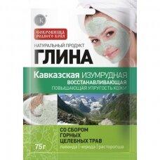 Fitokosmetik Kaukazo smaragdinis molis, atstatomasis, 75 g