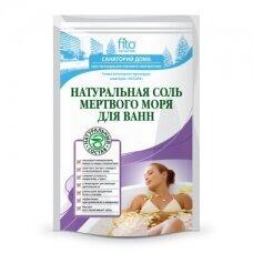 Fitokosmetik Natūrali Negyvosios jūros vonios druska, 500 g
