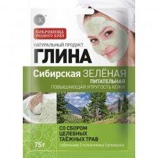 Fitokosmetik Sibiro žaliasis molis, maitinamasis, 75 g