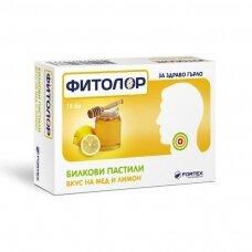 Fitolor citrinų ir medaus skonio N18