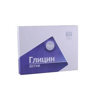 Glicin aktiv 50tab