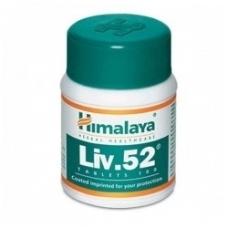 Himalaya maisto papildas, tabletės kepenims N100