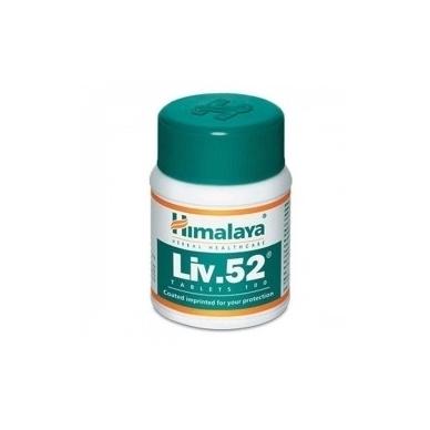 Himalaya Liv 52 tabletės kepenims N100