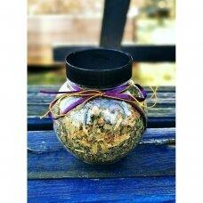 Juodųjų serbentų lapų arbata 70g