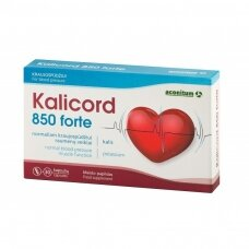 Kalicord 850 forte kaps. N30