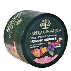 KARELIA muilas tirštas uogu Organic Berries, 500 ml