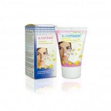 KLIRVIN Balinantis veido kremas, nuo strazdanų ir pigmentinių dėmių, 100 g - Clearwin
