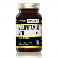 LF Formula Multivitaminai MEN (vyrams) tabl.N60
