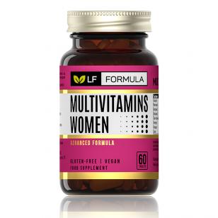 LF Formula Multivitaminai WOMEN (moterims) tabl.N60
