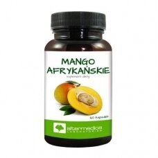 Maisto papildas Afrikinio mango ekstraktas ALTERMEDICA N60