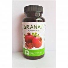 Maisto papildas Granatų ekstraktas ALTERMEDICA N60