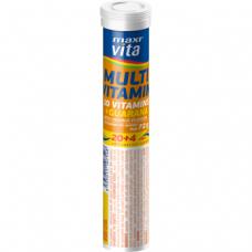 Maisto papildas Multivitaminai + Guarana tirpios tabletės Maxi Vita N24 galiojimas: 2021.07