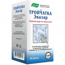 Maisto papildas Troičiatka (Evalar) N40