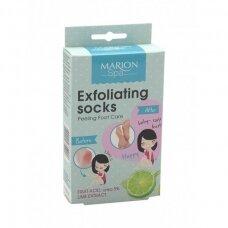 MARION kojinės-vonelė kojoms, pašalinanti raginį sluoksnį