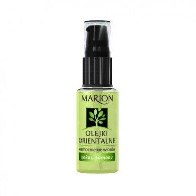 MARION rytietiški aliejai plaukų stiprinimui, 30ml